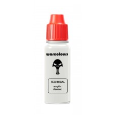 warcolours acrylic cleaner (brush cleaner)
