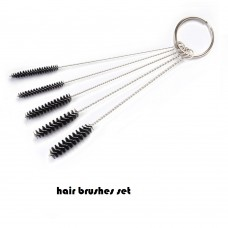 hair brushes set for airbrush
