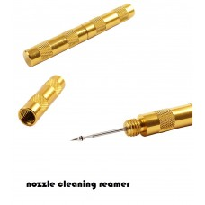 airbrush nozzle cleaning reamer