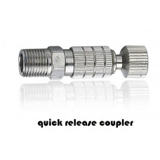 airbrush quick release coupler