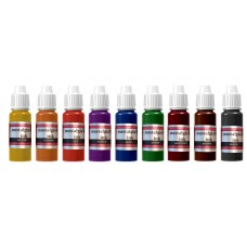 nostalgia '88 Expert Paint Set (inks) - 9 dropper bottles LIMITED EDITION