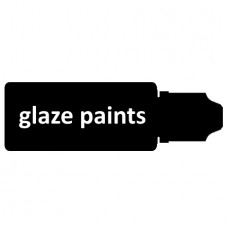 warcolours glaze paint (glazing)