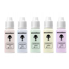 warcolours pearlescent paint set (layering and effects) - 5 bottles